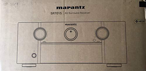 Marantz SR7015 9.2-Kanal 4K Ultra HD AV Receiver mit Amazon Alexa und HEOS