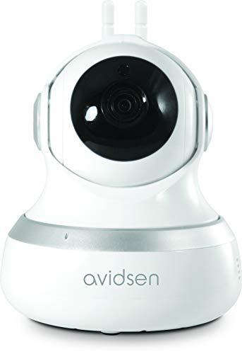 Avidsen 123982 - Cámara IP (motorizada, para Interiores, 720p)