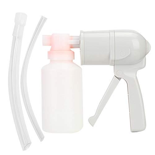 Dispositivode succión de flema manual Qkiss Aspiradores nasales para Dispositivo de succión de ayuda respiratoria para el hogar