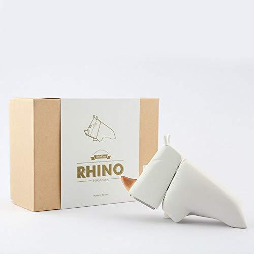 Rhino Hammer/Hammer Nashorn weiß