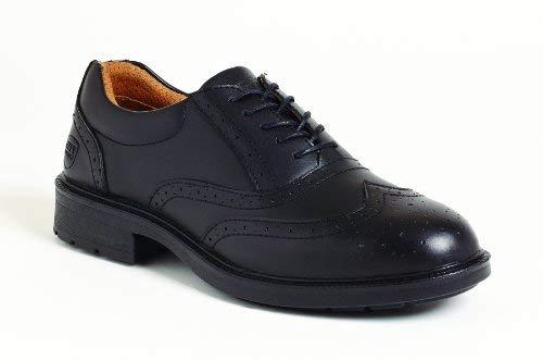 City Knights Men'S Black Safety Boot Ss500Cm 10 UK (44 EU)