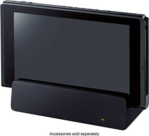 Rocketfish™ - TV Dock Kit For Nintendo Switch - Black