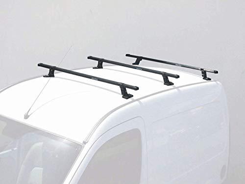 Montblanc 3 dakdragers, Pro voor Ford Transit Custom vanaf 2013