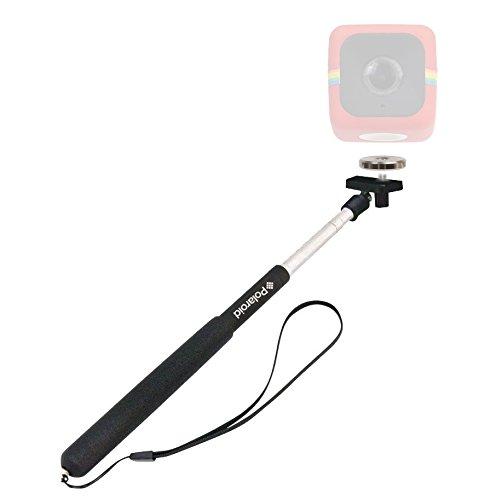 Polaroid Bastone Selfie da 37    Monopode + Magnete Polaroid - Supporto Treppiedi con adattatore da 1 4 - 20 per la Polaroid Cube Action Camera - Monta la tua Cube sul Bastone Selfie