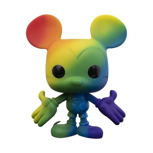 Funko 56580 POP Disney Pride- Mickey Mouse (RNBW)