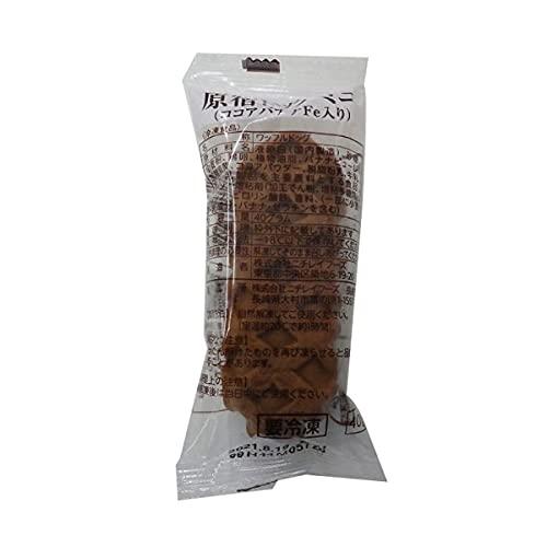 【冷凍】 ニチレイ 原宿ドッグミニ (ココアバナナFe入り) 40g×40個入り 業務用 スイーツ ワッフル