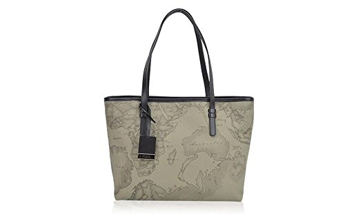 Borsa Shopping Media Alviero Martini 1^Classe | Geo Tortora | New Basic | CD00461300590-TORTORA