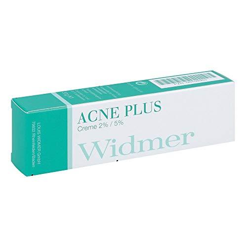 Widmer Acne plus Creme 2% / 5%, 20 g Creme