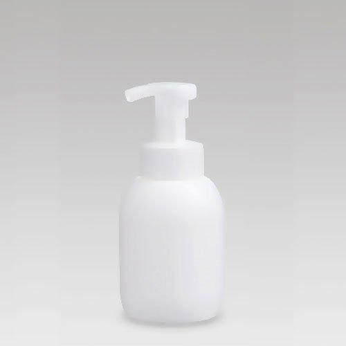 泡ボトル 泡ポンプボトル 350mL(PE) ホワイト 詰め替え 詰替 泡ハンドソープ 全身石鹸 ボディソープ 洗顔フォーム