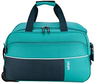 Safari BETA RDFL 53 cm (20 inch) Duffel Cabin Trolley Bag (Teal)