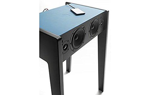 La Boite Concept–Altavoz para MP3–La boîte Concept LD 100acústicos Multimedia Altavoz–Vade (Negro)