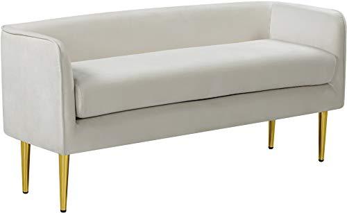 banco tapizado fabricante Meridian Furniture