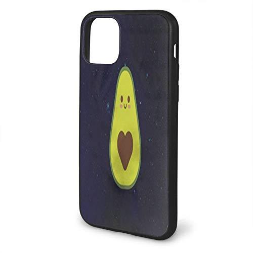 Qdhund iP_hone 11 Case Tpu+ Selected importado respetuoso con el medio ambiente PC Materiales Custom Phone Case Paintingpear iP_hone 11 Pro-5.8 iP_hone 11 Case Adecuado para 11 Pro, 11, 11 Pro