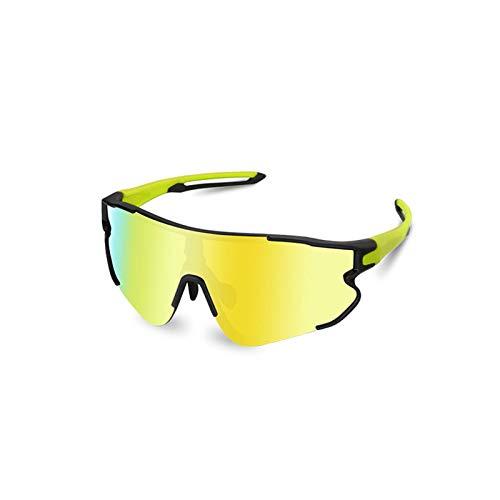 FEW Gafas de sol polarizadas que cambian de color, resistentes al viento, ideales para motos, ciclismo, correr, béisbol, pesca, carreras, golf, esquí, escalada, senderismo