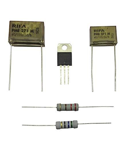 100R EVOX RIFA-PMR209ME6470M100-condensateur class X2 0.47UF