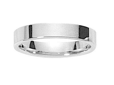 www.diamants-perles.com Unisex Ring MITZI, 9 Karat (375) Weißgold, 59 (18.8), FBH1251355-B-59