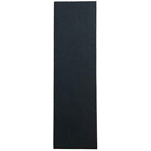 NONMON Skateboard Schmirgelpapier,Schwarz Skateboard Grip Tape Sheet 84 * 23 cm,Anti-Rutsch Aufkleber Griffband Bubber Frei,für Skateboard Longboard Treppe Stufen Rampen Gerüste,etc