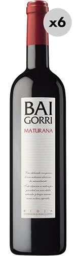 Baigorri Maturana, Vino Tinto, 6 Botellas, 75 cl