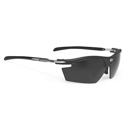 Rudy Project Rydon Brille Carbon - rp Optics Smoke Black 2021 Fahrradbrille