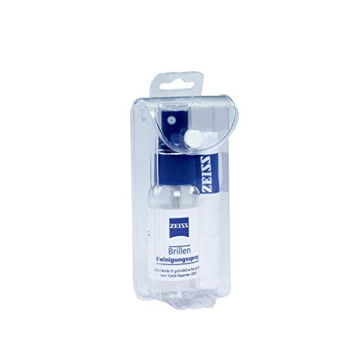 ZEISS Brillen-Reinigungsset (30 ml mit Mikrofasertuch) zur schonenden & gründlichen Reinigung Ihrer Brillengläser