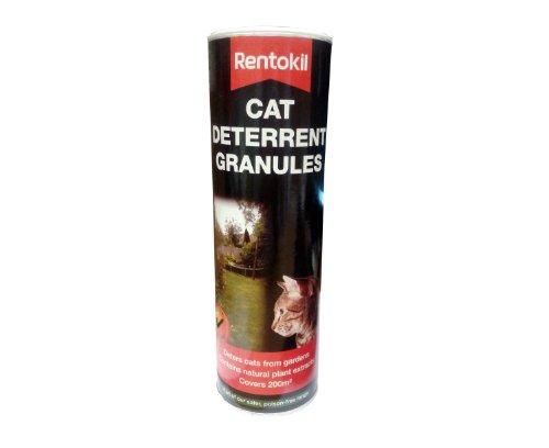 Rentokil Rklfc84 Cat dissuasif Granulés – Rouge