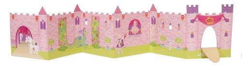 Manhattan Toy - 131500 - Poupée et Mini-Poupée - Groovy Girls - Château Royalicious Princess