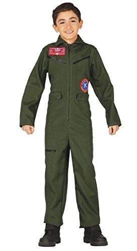 Disfraz de Aviador infantil 7-9 años