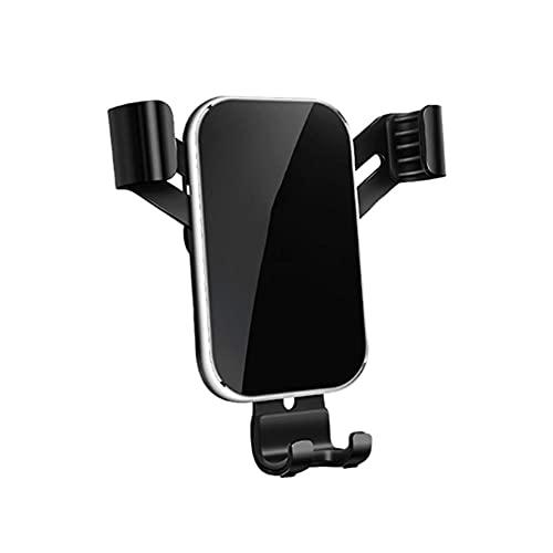 USNASLM Soporte de teléfono móvil para Mercedes Benz GLA 2015-2019 CLA 2013-2019 A Clase 2013-2018 X156 C117 W176 Soporte de gravedad de ventilación de aire