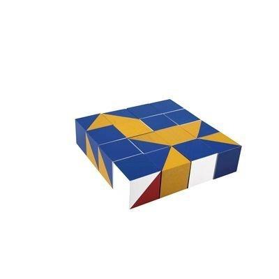 Musterwürfel (N1) Nikitin-Material zur Frühförderung