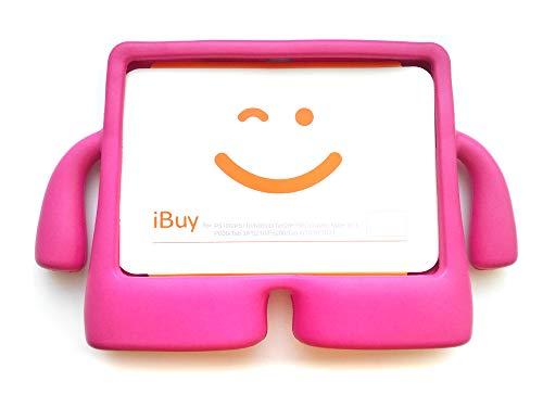 Vendopolis Funda para Tablet 10,1' para NIÑOS Goma Solo Compatible con Samsung Galaxy Modelos Modelos P7500/P600/TAB 3/P5210/P5200/TAB 4/T530/T531 (Rosa)