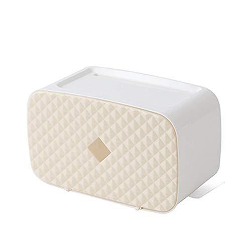 Facial Tissue Dispenser Box Cover Rechthoek Servet Organizer Badkamer, Slaapkamer Dressoirs, Nachtkastjes, Bureaus en Tafels, Ponsvrij
