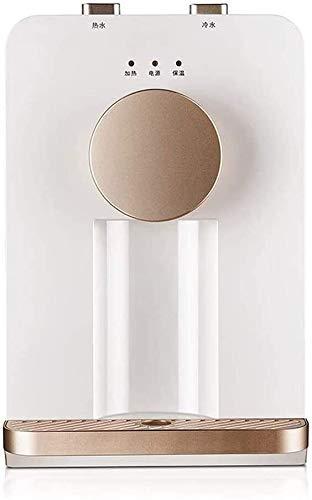 XWX Escritorio De Refrigeración Caliente Mini Refrigerador De Agua Y Bebida Dispensador Dispensador Pequeño Tranquila Máquina Constante La Temperatura De Calefacción