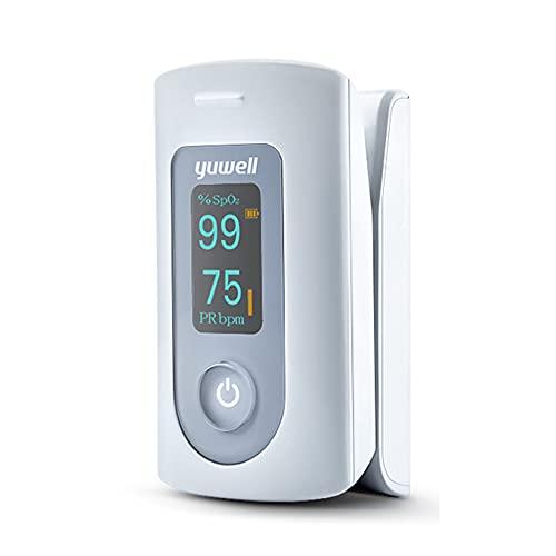 パルスオキシメーター 医療機器認証 血中酸素濃度計 酸素飽和度 測定器 心拍計 血中酸素濃度計 酸素飽和度メーター 指先酸素濃度計 パルスオキシメーター 家庭用YX301