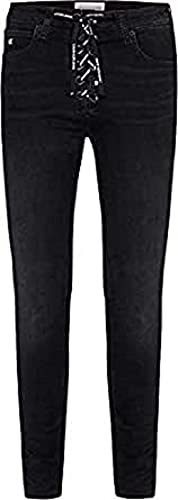 Calvin Klein Jeans Damen Ckj 010 High Rise Skinny...