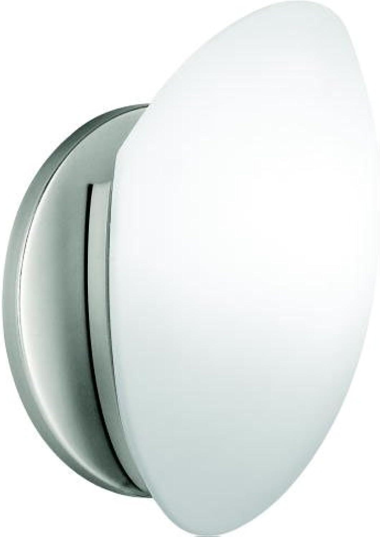 Kichler 6520NI Wall Sconce 1-Light, Brushed Nickel