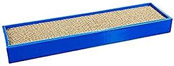 Trixie Arbre à Chat griffoir en Carton pour Chat allongé, 48x 13x 5cm