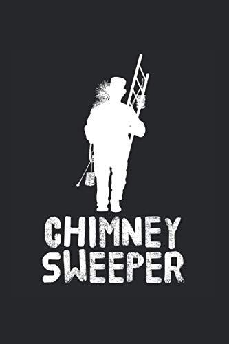 Chimney Sweeper | Schornsteinfeger Notizen To-Do Liste: Notizbuch A5 120 Seiten liniert