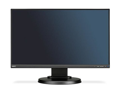 NEC MultiSync E221N 55,88cm 22Zoll 3seitig LCD Monitor mit LED Backlight IPS Panel 1.920x1.080 Displayport HDMI schwarz
