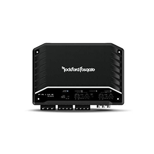 Rockford Fosgate R2-500X4 500-Watt 4-Channel Amplifier
