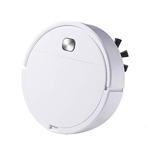 YYSYN Robot Aspirador Alta Potencia para Suelos Duros Y...