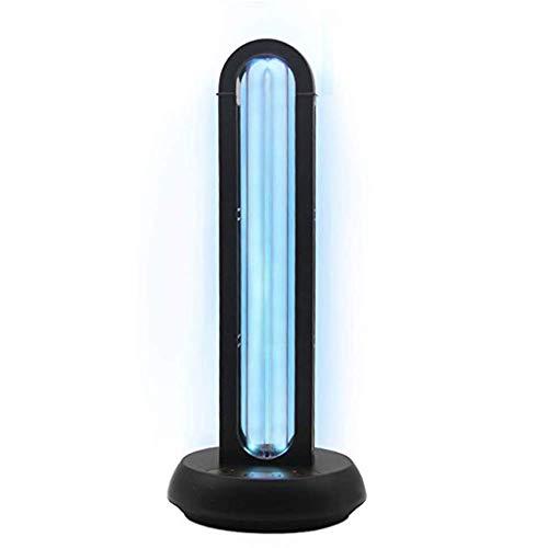 YZR UV-lamp, desinfecterende lamp, draagbaar, ultraviolet, uv-ozon, reinigt effectief 99% van de bacteriën, UVC-reiniger, kwarts, voor thuis, op school en in hotel.
