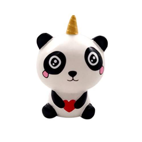 Squishies baratos,CHshe ❤ Tiernos squishies de Animales Que recuperan su Forma Lentamente,regalos para amigos y familiares