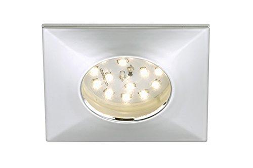 Briloner Leuchten LED Einbauleuchte, 5 W, chrom, 1er