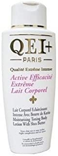 Qei+ Moisturising Bleaching Body Lotion With Shea Butter