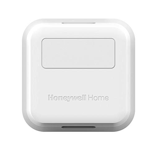 Honeywell Home RCHTSENSOR-1PK RCHTSENSOR Smart Room Sensor, White