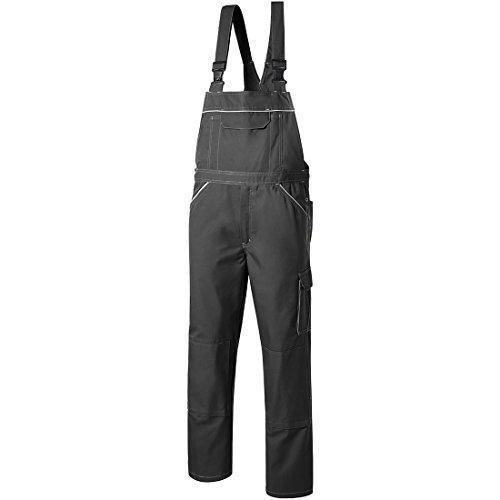 Pionier ® workwear Herren Latzhose Eco Colour in anthrazit (Art.-Nr. 3492) Größe 29