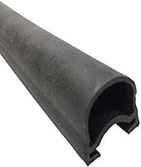 15//ft Steele Rubber Products RV 7//8 Bulb Seal with Channel 30//ft and 60//ft Length Strips Sold and Priced as a 15//ft