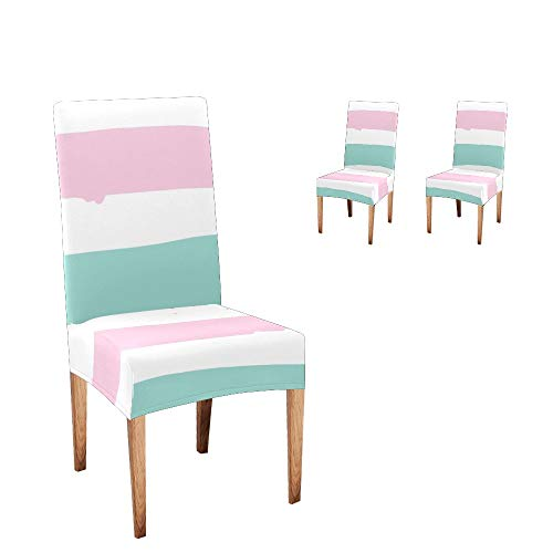 Anneunique Chair Covers for Dining Room,Custom You are The Best Mom Protector Comfort Soft Seat Covers Slipcovers for Party Decor (Set of 2)