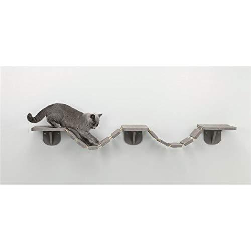 TRIXIE 49930 scivolo e gradino per animale domestico
