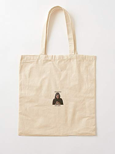 deadw Claire Disappointed Saffitz Kitchen Funny Test Disappointment Ba Humor Humour Canvas Tote Umhängetasche Stylish Shopping Casual Bag Faltbare Reisetasche